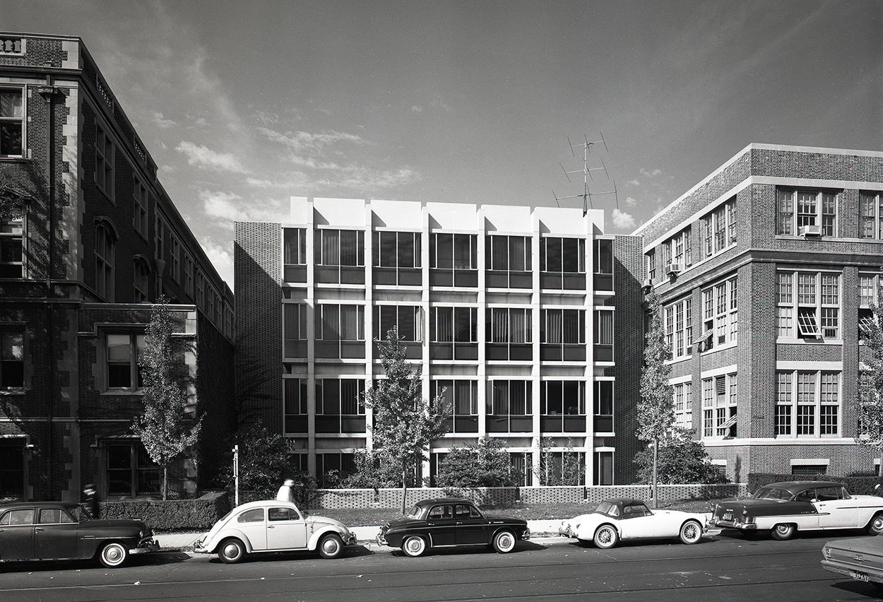 Pender Labs, Moore School of Electrical Engineering, University of Pennsylvania.