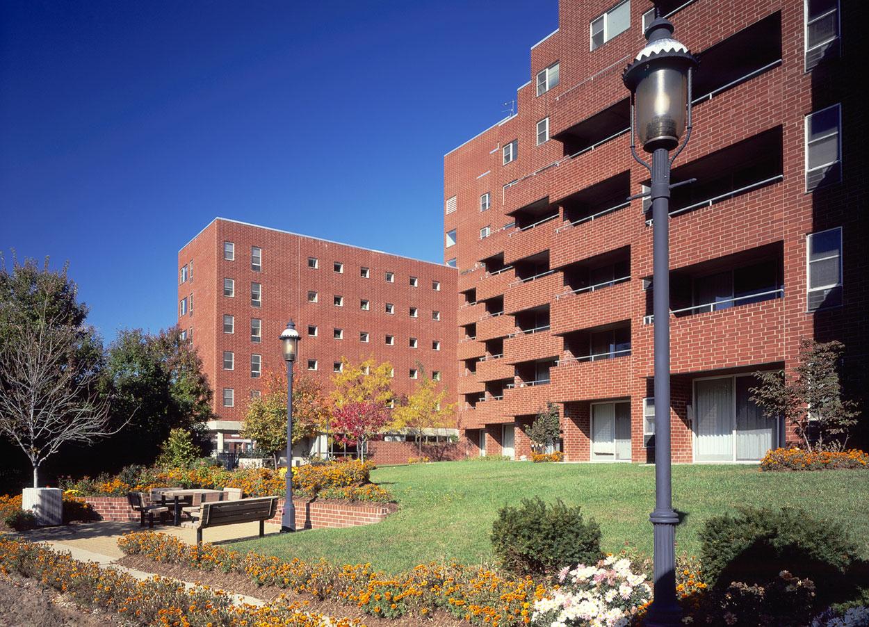 Architects Housing Company, Trenton, NJ