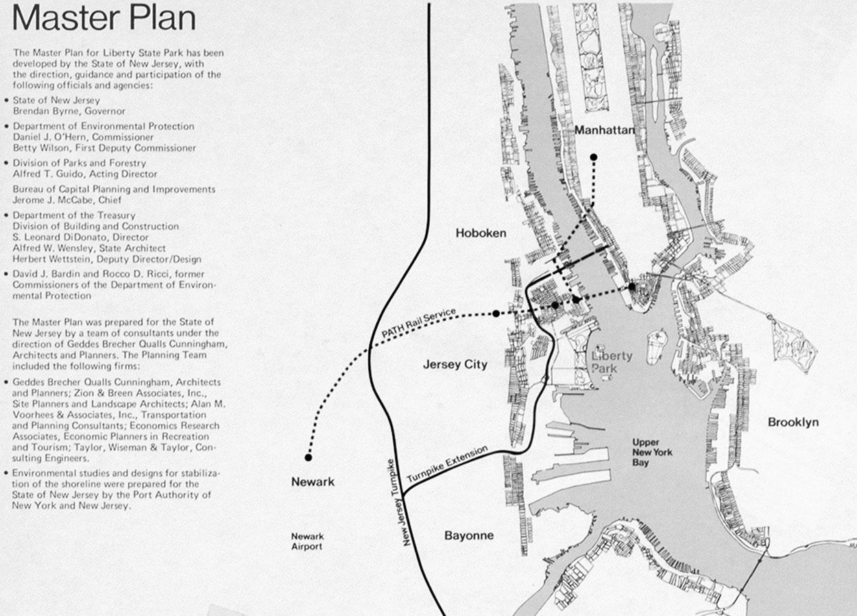 Detail Master Plan