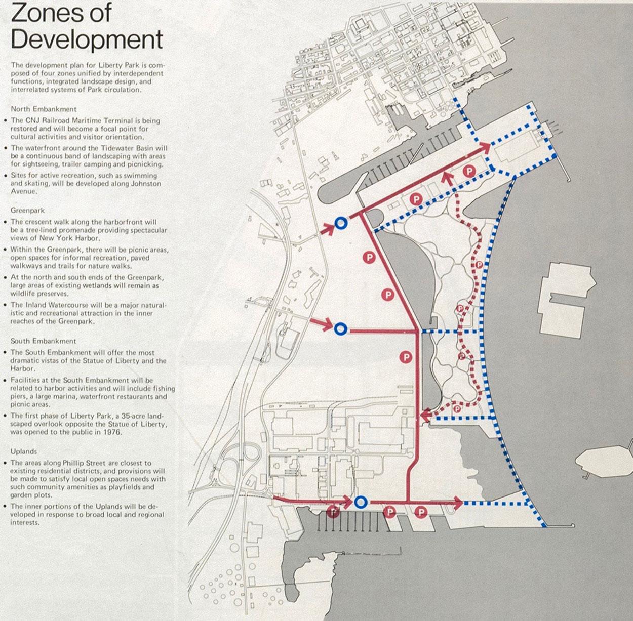 Detail Zones of Development